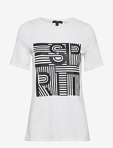 T-Shirts - logo t-shirts - white 2