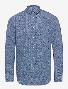 Shirts woven - casual - dark blue 5