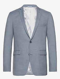 Blazers suit - enkeltradede blazere - light blue 5