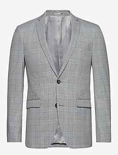 Blazers suit - dobbeltradede blazere - light blue 3
