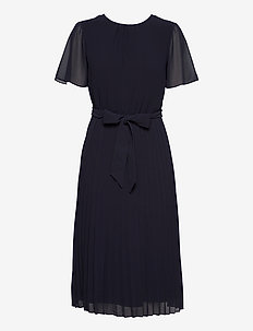 Dresses light woven - cocktailkjoler - navy