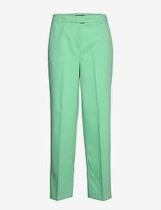 Pants woven - LIGHT GREEN