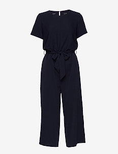 Overalls woven - NAVY