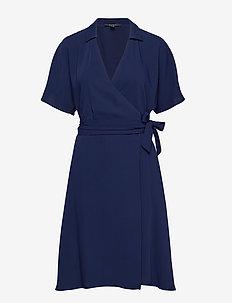 Dresses light woven - skjortekjoler - navy