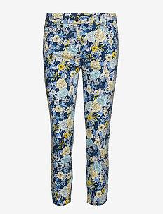 Pants woven - DARK BLUE 2