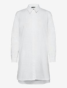 Blouses woven - tunics - white