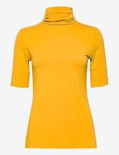T-Shirts - t-shirts - honey yellow