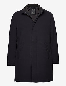 Coats woven - light coats - dark blue