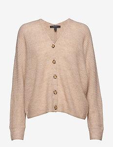 Sweaters cardigan - BEIGE 5