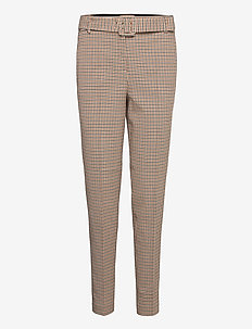 Pants woven - pantalons slim fit - toffee 3