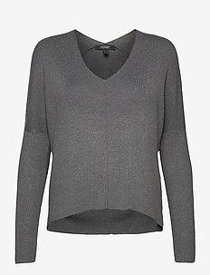 Sweaters - jumpers - gunmetal 5