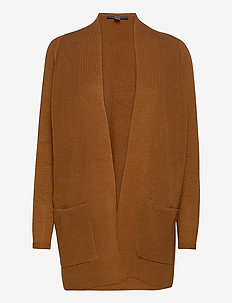 Sweaters cardigan - cardigans - toffee