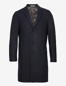 Coats woven - wool coats - dark blue