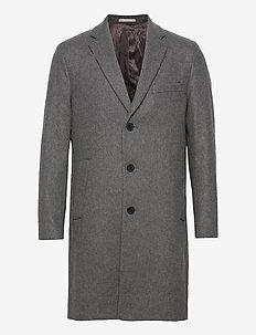 Coats woven - ullfrakker - grey 5