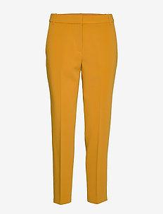 Pants woven - AMBER YELLOW