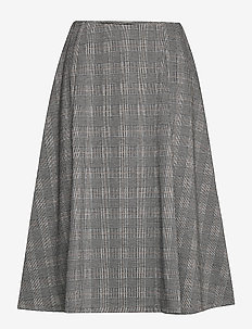 Skirts knitted - CAMEL
