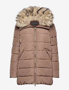Jackets outdoor woven - padded jackets - brown