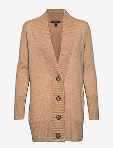 Sweaters cardigan - CAMEL 5