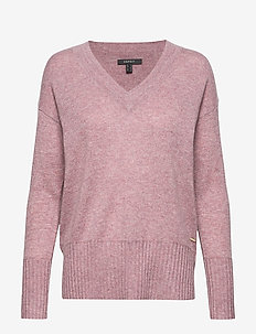 Sweaters - MAUVE 5