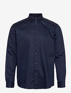 Shirts woven - casual overhemden - navy 4