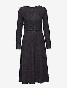 Dresses knitted - GUNMETAL 5