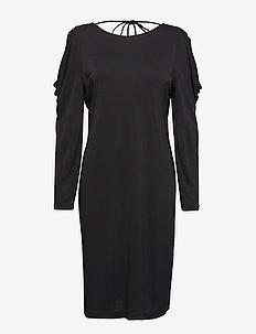 Dresses knitted - korte kjoler - black