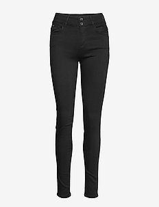 Pants denim - jeans slim - black rinse