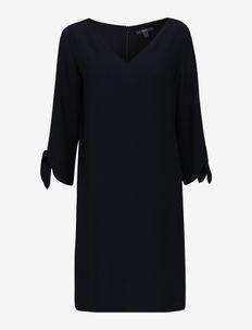 Dresses light woven - midi kjoler - black