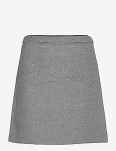 Skirts woven - jupes courtes - dark grey