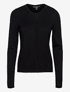 Sweaters cardigan - gilets - black