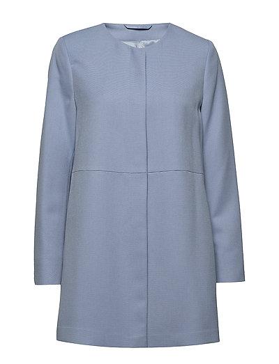 Coats Woven Dünner Mantel Blau ESPRIT COLLECTION
