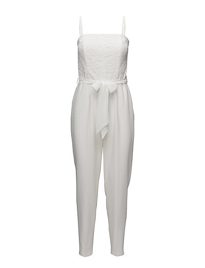 Overalls woven - OFF WHITE