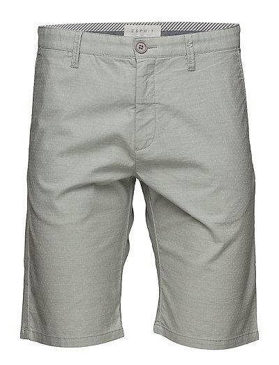 Shorts woven - DARK TEAL GREEN