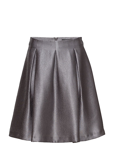 Skirts woven - GREY