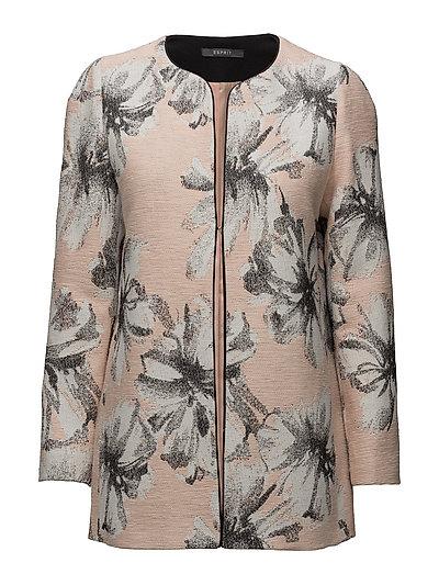 Coats woven - NUDE