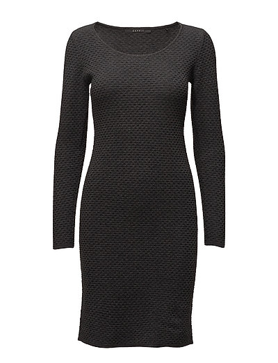 Dresses flat knitted - ANTHRACITE 5