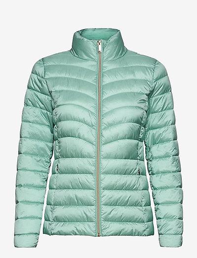 Jackets outdoor woven - quiltede jakker - light turquoise
