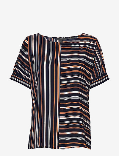 Blouses woven - t-shirts - navy 2