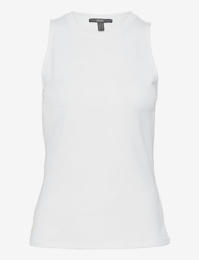 T-Shirts - Ærmeløse toppe - white