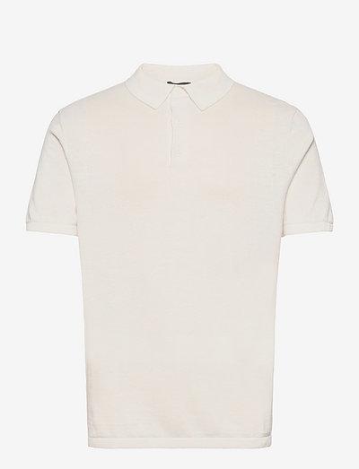 Sweaters - kortærmede - off white