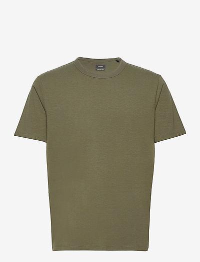 T-Shirts - basic t-shirts - dark khaki