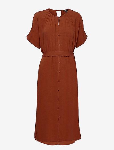 Dresses light woven - hverdagskjoler - terracotta