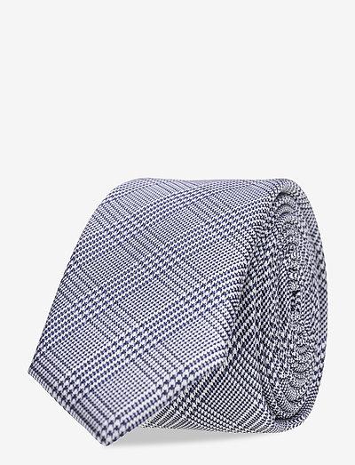 Ties - slips - dark blue 3