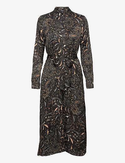 Dresses light woven - hverdagskjoler - brown 4