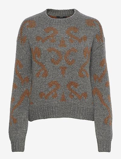 Sweaters - trøjer - caramel 2