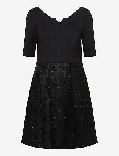 Dresses woven - hverdagskjoler - black