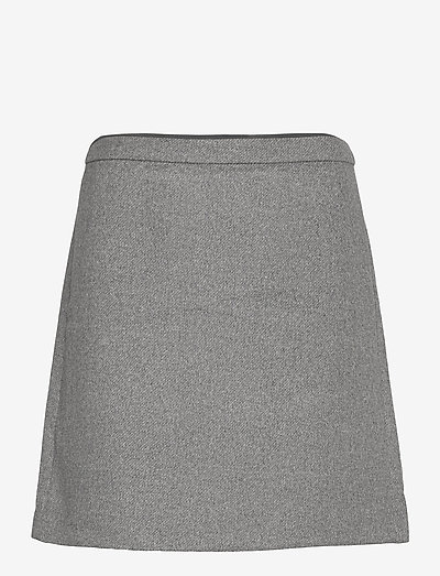 Skirts woven - korte nederdele - dark grey