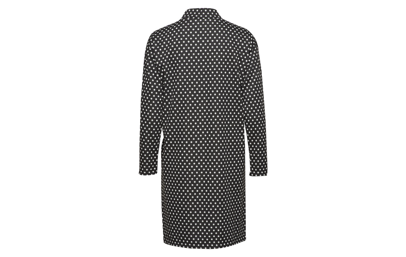 By Polyester 2 30 68 Viscose Black Knitted Edc Elastane Dresses Esprit ZRwq6O6