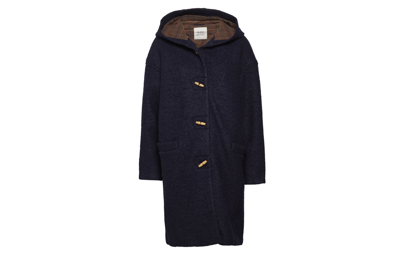 Esprit By Coats 50 Woven Navy Edc Laine Polyester wOTqzq