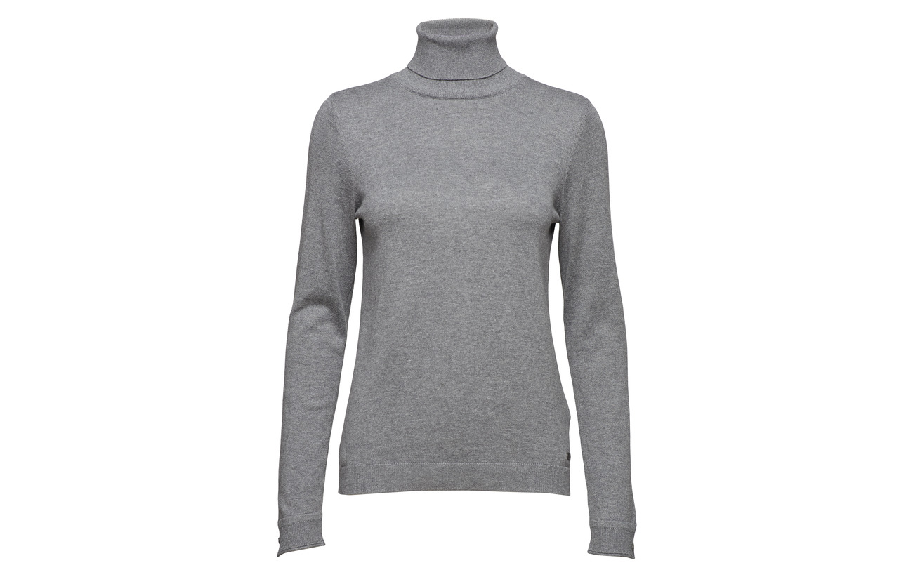 Light Edc Sweaters 5 45 Viscose Coton 55 By Grey Esprit qUwUatR